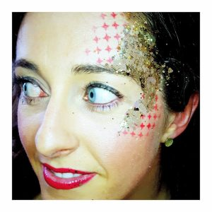 Tick Boom Face Painting NIghtclubs Brighton Hove Sussex South East England London