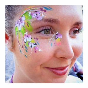 Tick Boom Face Painting Weddings Brighton Hove Sussex South East England London-1