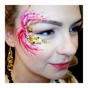 Tick Boom Face Painting Hen Parties Brighton Hove Sussex South East England London