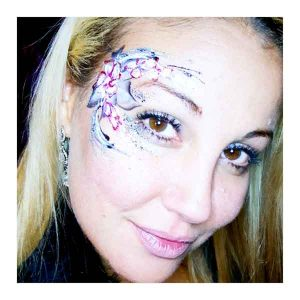 Face painting for hen parties